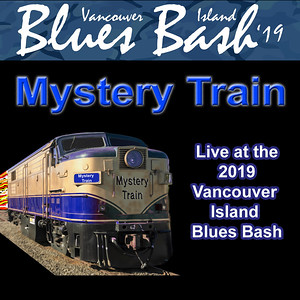 Mystery Train live at the 2019 Vancouver Island Blues Bash
