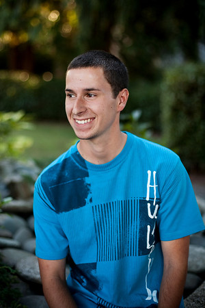 Ryan's Senior Portraits