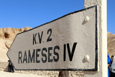 Valley of the Kings - KV2
