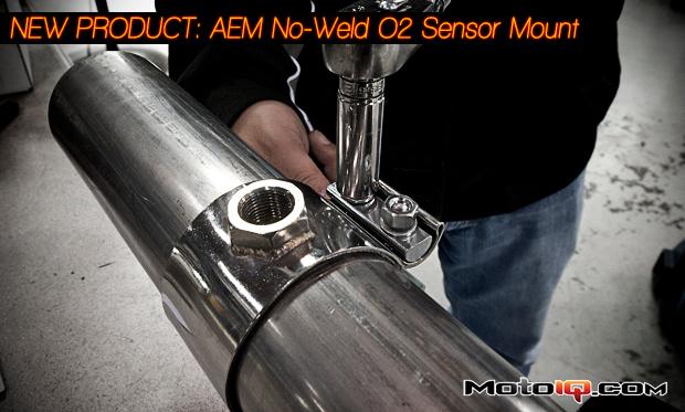 AEM No Weld O2 Sensor Mount