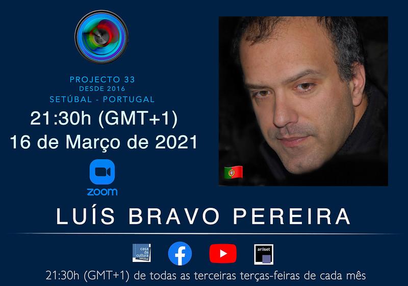 Luís Bravo Pereira - Março 2021