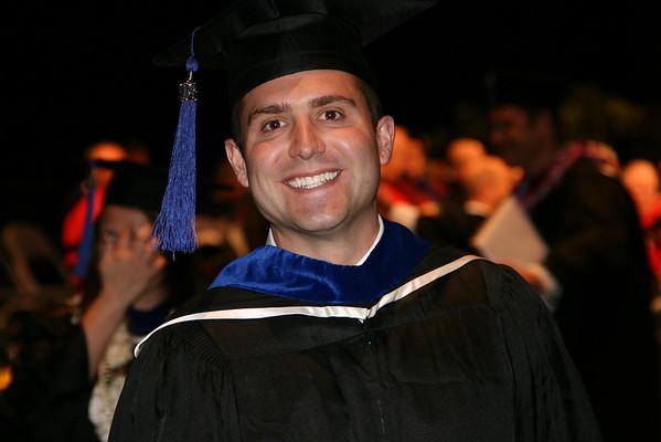 Chad graduates BYU MBA 2008