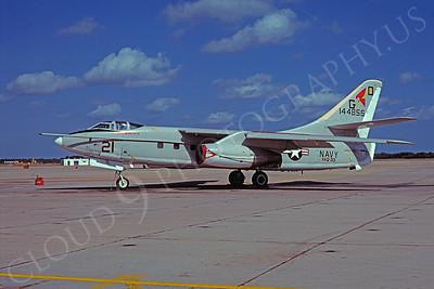 US Navy Douglas TA-3 Skywarrior Military Airplane Pictures