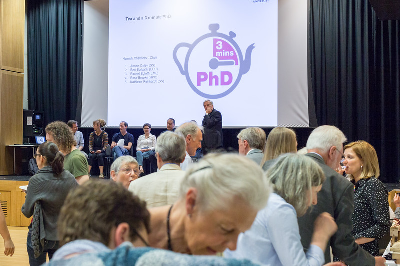 Oxford Brookes Founders Day - 3 minute PhD