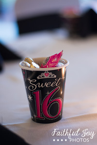 Brittney's Sweet 16