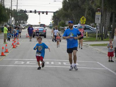 Long Doggers Kids Marathon & Half Marathon