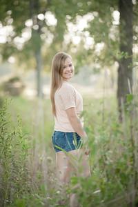 Emily Bailey Senior Portraits