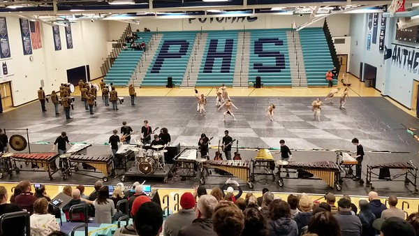 2019 Indoor Drumline