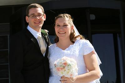 Joshua & Kara 3-8-14 Wedding