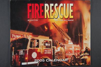 2005 Fire Rescue