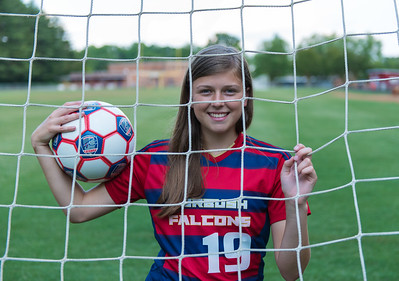 Brooke Gammons Senior Soccer