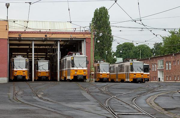 Trolleys/Trams/Streetcars