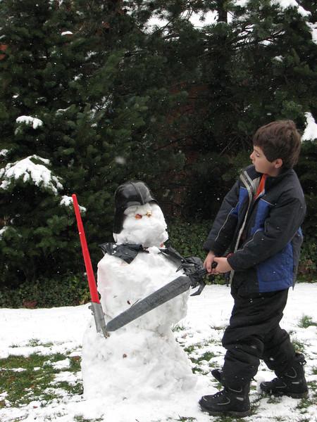 2007/11 - Winter Snow