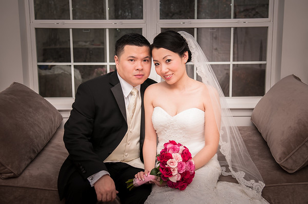 Chen and Steven-Wedding
