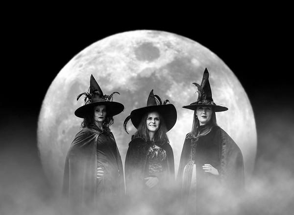 Halloween Fun Witches