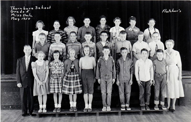 Thornburn 5th Grade Dale
