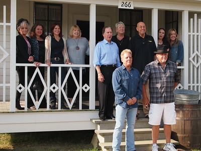 Johnny Cash Boyhood Home Grand Opening