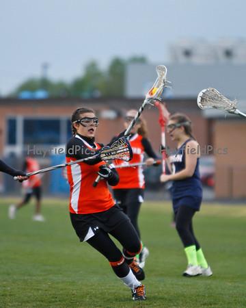 Lacrosse Girls Edison 4/23/12