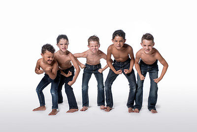 Muscle Boys