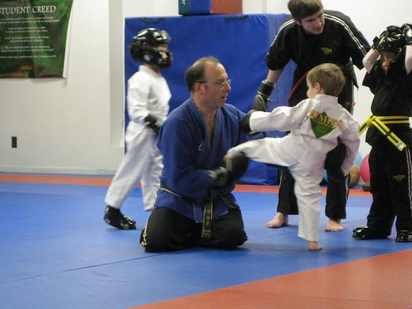 Parker Karate 2009