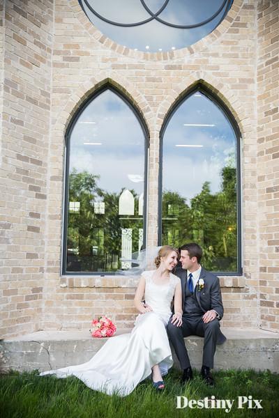 Laura and Drew's Wedding Pix