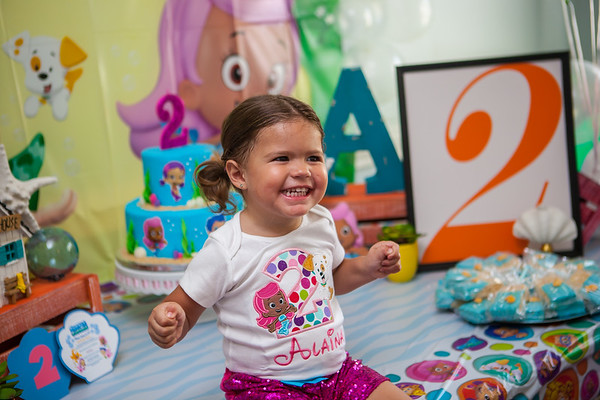 Alaina Turns 2