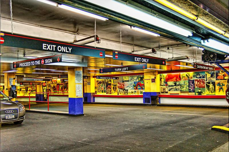 Midtown Parking Garage