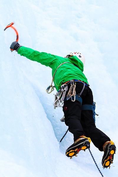 Ice Climbing (3.17.12)