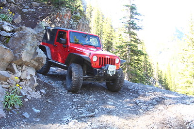 Black Bear Pass , The Second Time.