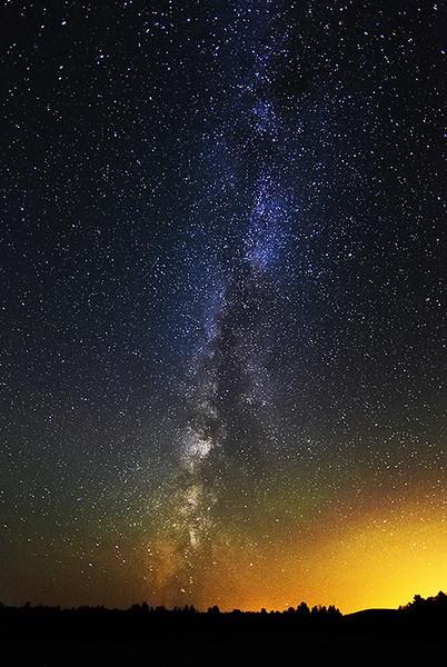 Le ciel nocturne / Night Sky