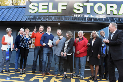 City welcomes River Campus Storage to 19th Ward. 11/4/2016