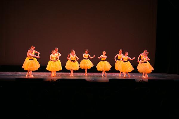 House of Huffles Ballet 4