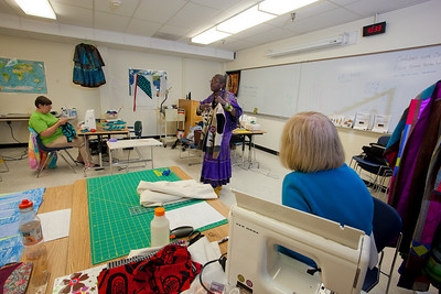 Clothing for the Body and Soul class