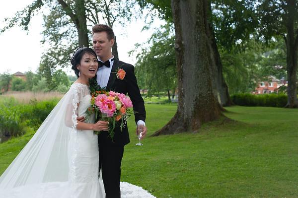 Mr & Mrs Blomqvist
