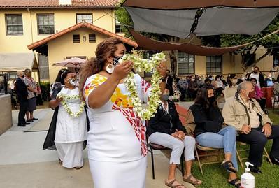 10-18-2020 Samoan White Sunday Mass