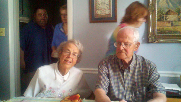 Oma and Opa