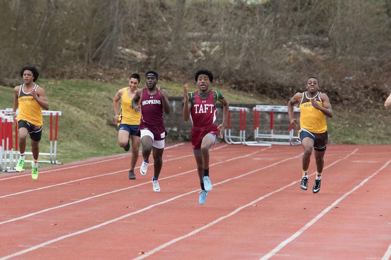 Boys' Track vs Trinity Pawling & Brunswick