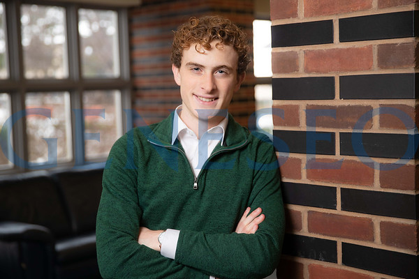 Michael Suchyna Gilman Scholar