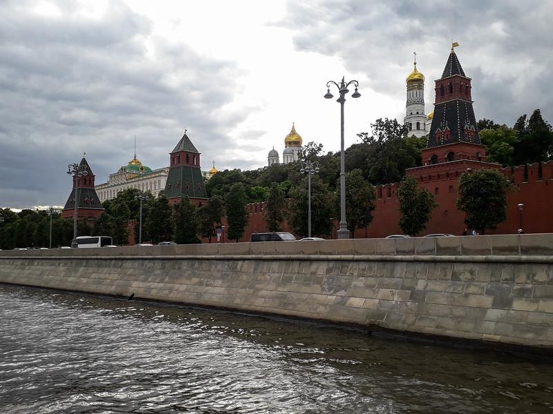 View of Kremlin
