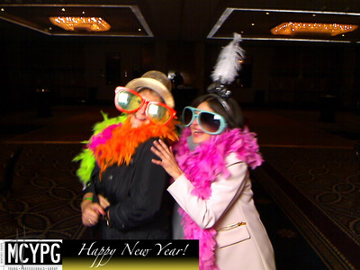 MCYPG New Years Celebration Photobooth