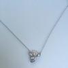 .82ctw Edwardian Bow Motif Diamond Pendant 3