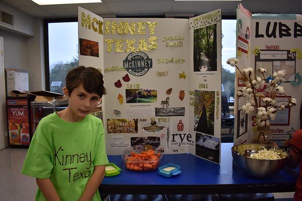 Third Grade Trip Around Texas