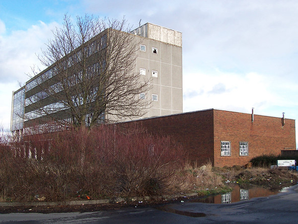 Brown Brothers Headquarters,Swindon 2007.