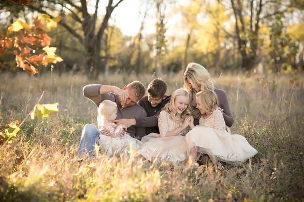 Hoehne Family 10-18