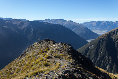 21 Arthurs Pass National Park