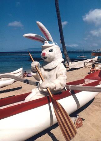 1986 Easter Brunch 3-30-1986