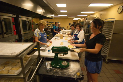 Community Life - Festival Cooking - August 2, 2016
