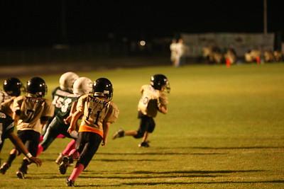 10-9-18 Pee Wee Vs Glen Alpine @ Draughn HS