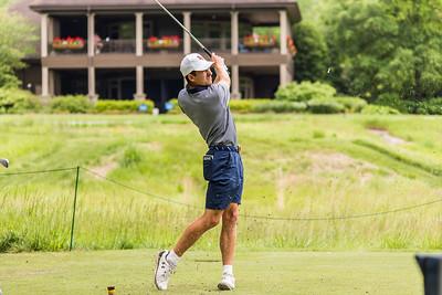 Evan Davis -- NCAA Golf Regional