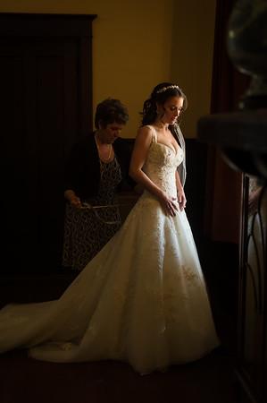 Stephanie & Robbie - Fintry wedding